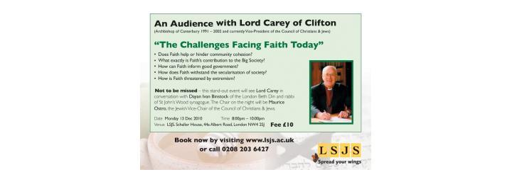 Flyer for CCJ