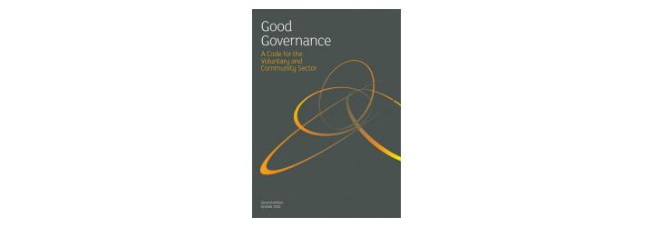 Good Governance a Code for the Voluntary Sector (second edition).