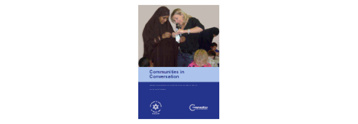 Communities in Conversation cover